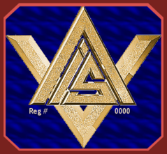 Symbol of Excellence!  AiSV™ Logo/Pin of AiCertified™ AiSCV™, AiSV™, & AiSVA™ Certified, Designated & Associate Titled Members - ALWAYS with AISociety AiCore Member's AiV-Registry License #