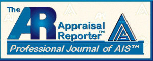 AIS Appraisal Reporter™:   Professional Journal of The AISociety™ & AIS-Law™