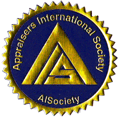 "AISociety Seal appearing on AiCertificates of ""AiCore Completion - AiSV Accredited Member"" & ""AiSCV-AVS"" & AiSpecialties ""AiSCV"" Diplomas"