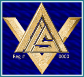 AiV-Registered AiSV™ Logo/Pin of AiCertified™ AiSCV™ & AiSV™ Titled AiCore™ Members - ALWAYS with the holders License # as listed in the AISociety's Accredited International Valuer Registry™