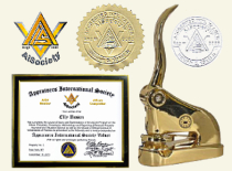 "AiV-Registry AIS-Member's License #'d paraphernalia kit for AiCore I+II completion eligibility as an 'AiSV' - AISociety Valuer - Accredited Member listed in the ""Accredited International Valuer Registry"" [AiV-Registry]"