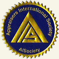 "AISociety Seal appearing on AiCertificates of ""AiCore Completion & AiSV Member"" & ""AiSCV-AVS"" & AiSpecialties ""AiSCV"" Diplomas"